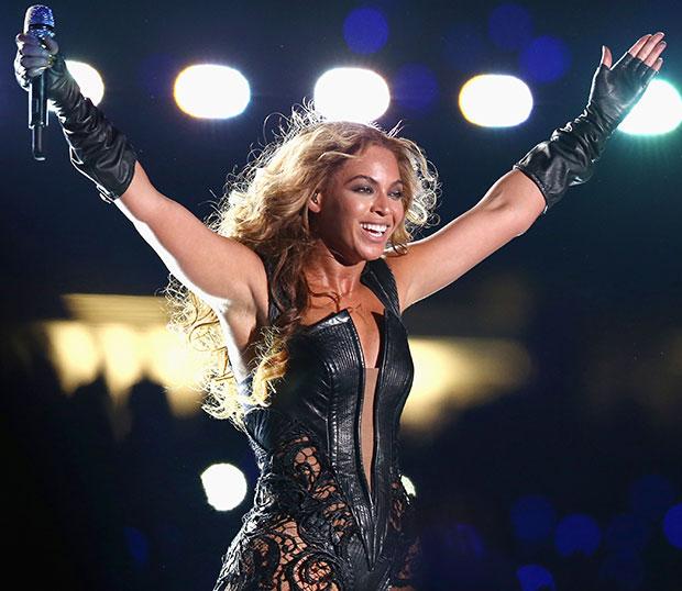 Beyonce world tour