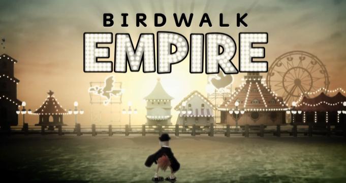Sesame Street Birdwalk Empire Boardwalk Empire