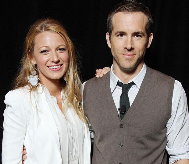 Blake and Ryan wed