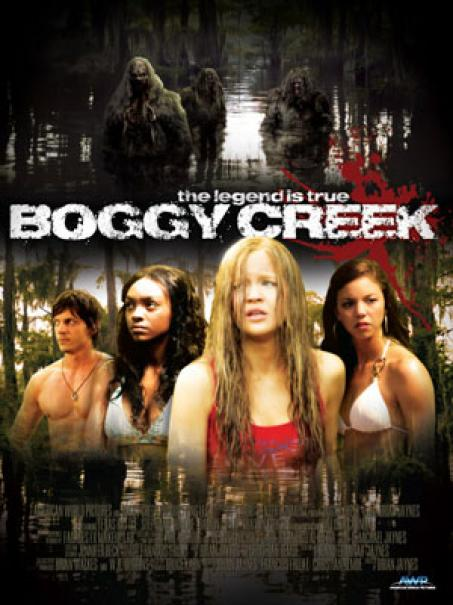 Boggy Creek Bluray