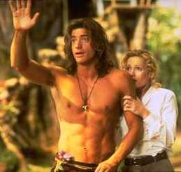 Brendan Fraser as George of the Jungle, Tarzan