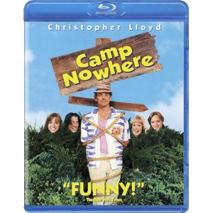 Camp Nowhere Bluray