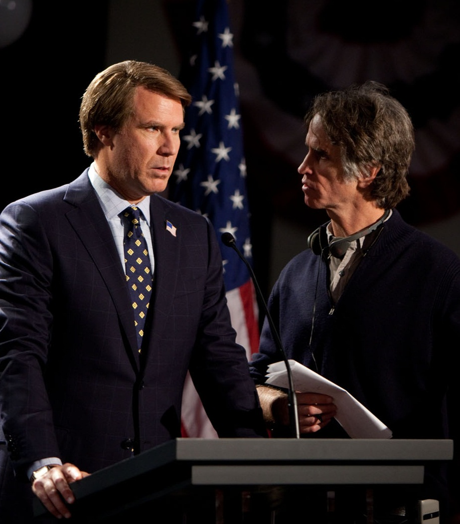 The Campaign Will Ferrell, Jay Roach