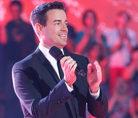 Carson Daly on 'The Voice'