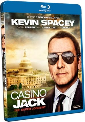 Casino Jack Blu-ray