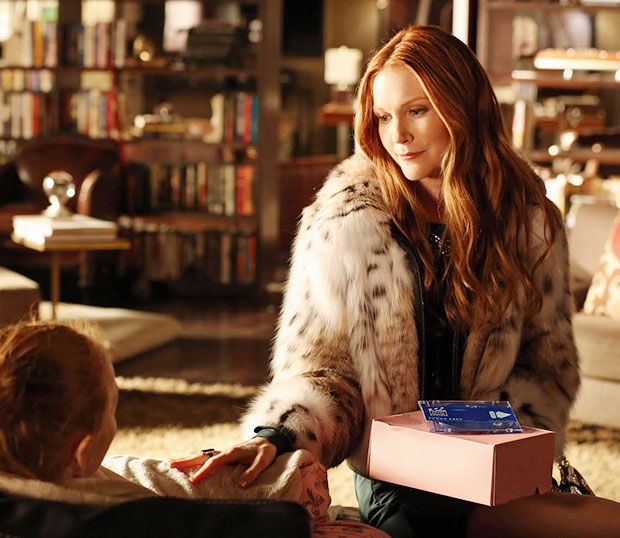 Darby Stanchfield Castle Meredith