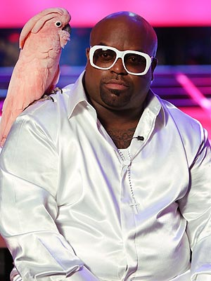 Cee Lo and Lady