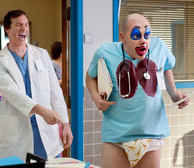 Rob Corddry on Childrens Hospital