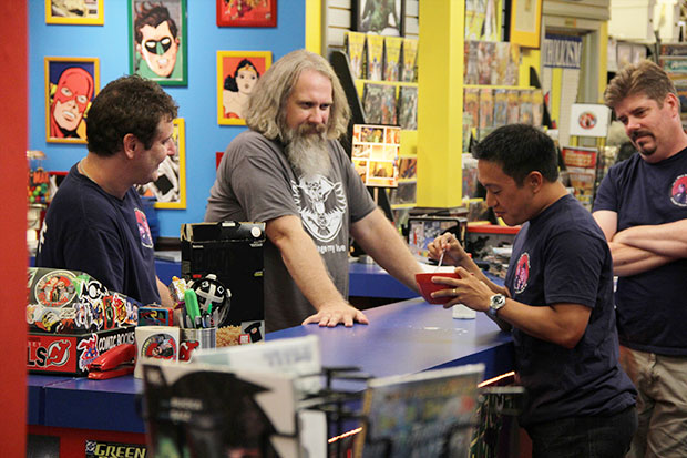 Comic Book Men