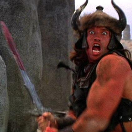 fantasy - Conan the Barbarian Set A by Mr Toys (MT2018-02) review Conan-arnie