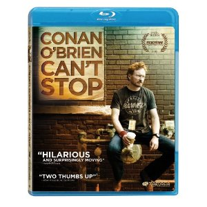 Conan O'Brien Bluray