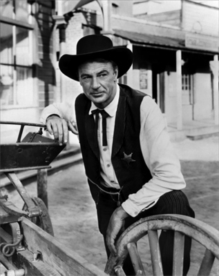 Gary Cooper in High Noon