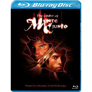 Count of Monte Cristo Bluray