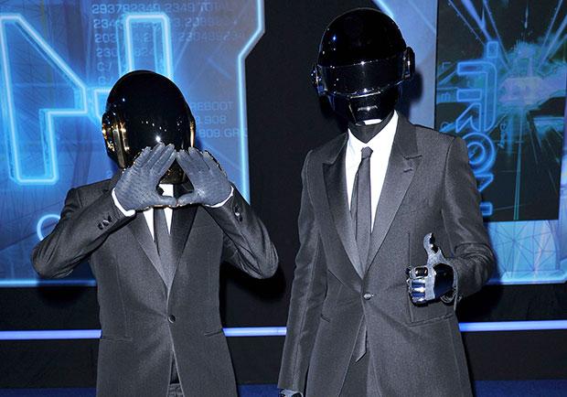 Daft Punk new album
