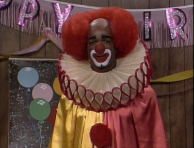 Damon Wayans Homey the Clown In Living Color