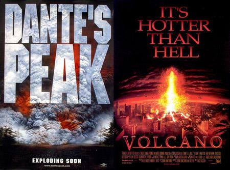 Dantes Peak Volcano