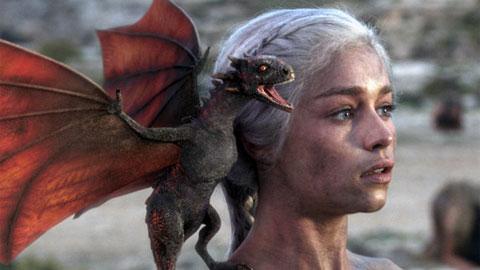 dany's dragon