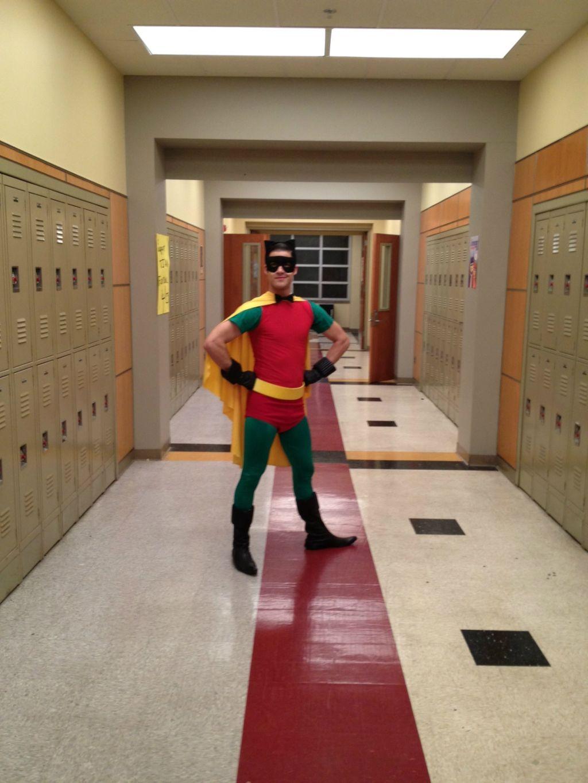 Darren Criss Robin