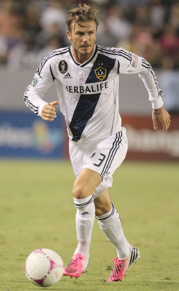 David Beckham to Play One Last Game Before Ending Soccer ...