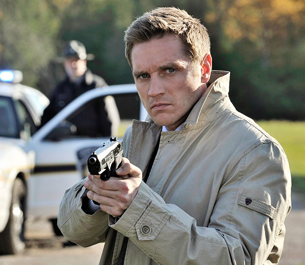Devon Sawa as Owen in Nikita on The CW