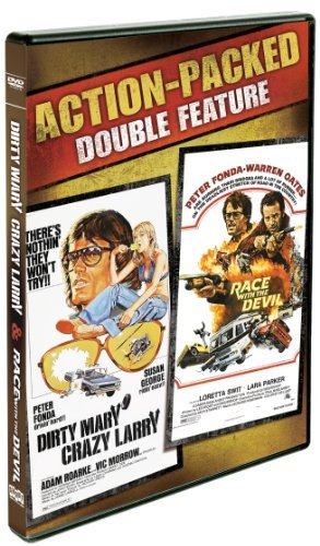 Roger Corman's Dirty Mary Crazy Larry Race with the Devil Double Feature