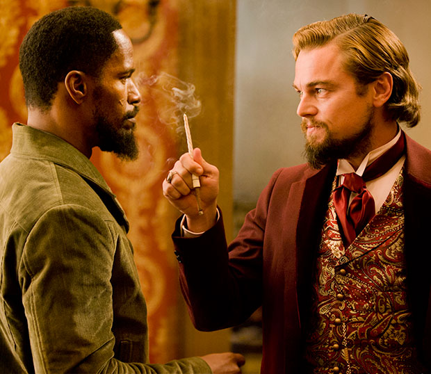 django unchained oscar nominations