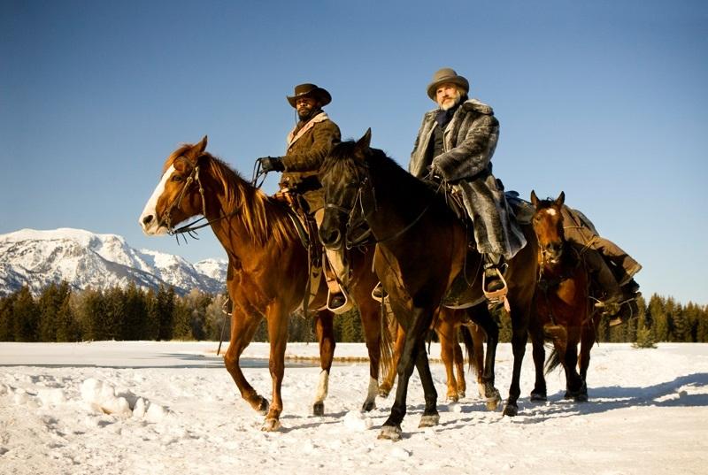 Django Unchained: Jamie Foxx, Christoph Waltz