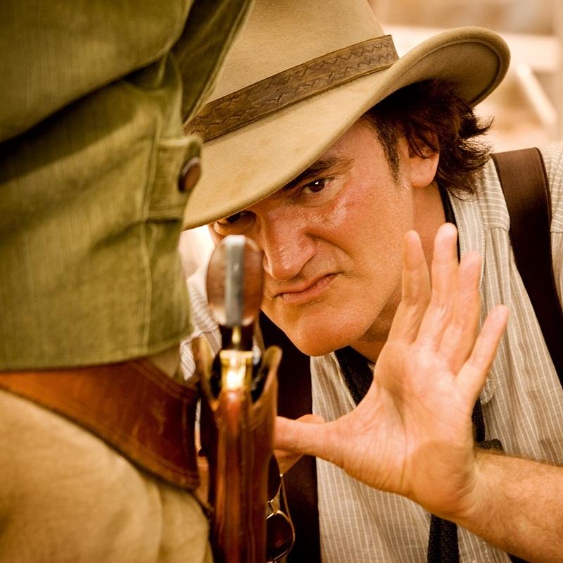 Django Unchained: Quentin Tarantino
