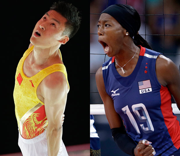 Dong Dong and Destinee Hooker