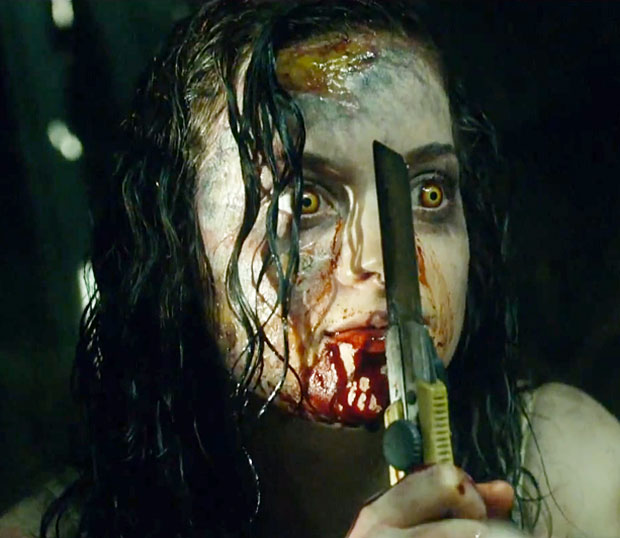 Evil Dead Red Band Trailer