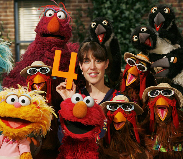 Feist Sesame Street