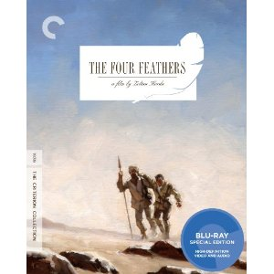 Four Feathers Bluray