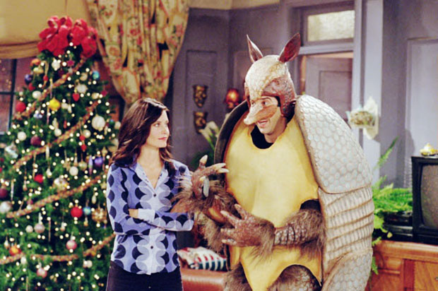 Hanukkah Begins: A Lesson From The Holiday Armadillo On 'Friends'