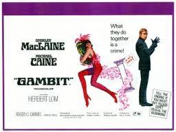 Gambit Film Poster