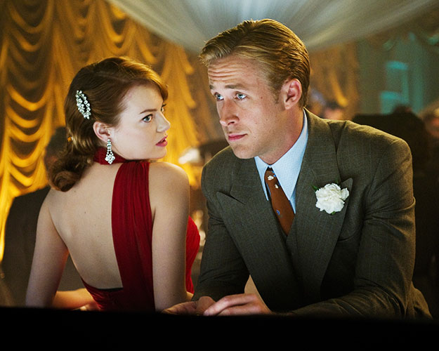 Gangster Squad Movie Couples