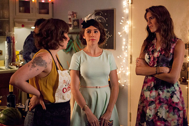 Girls season 2 premiere recap