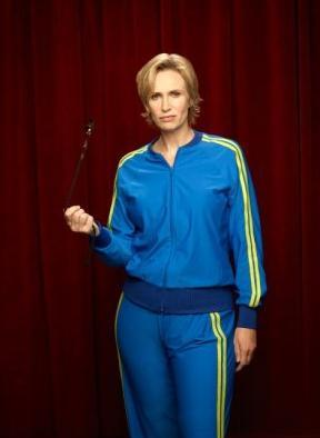 Sue sylvester Jane Lynch Glee Season 3