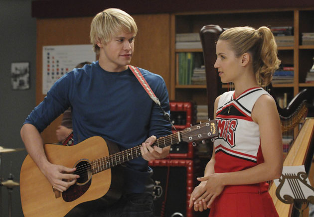 Glee, Chord Overstreet, Dianna Agron
