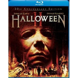 Halloween 2 Bluray