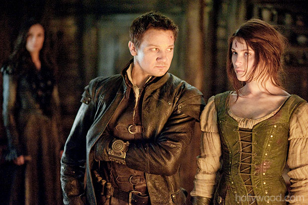 Hansel and Gretel: Witch Hunters - Famke Janssen; Jeremy Renner; Gemma Arterton