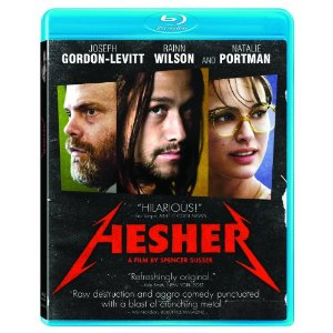 Hesher World Bluray