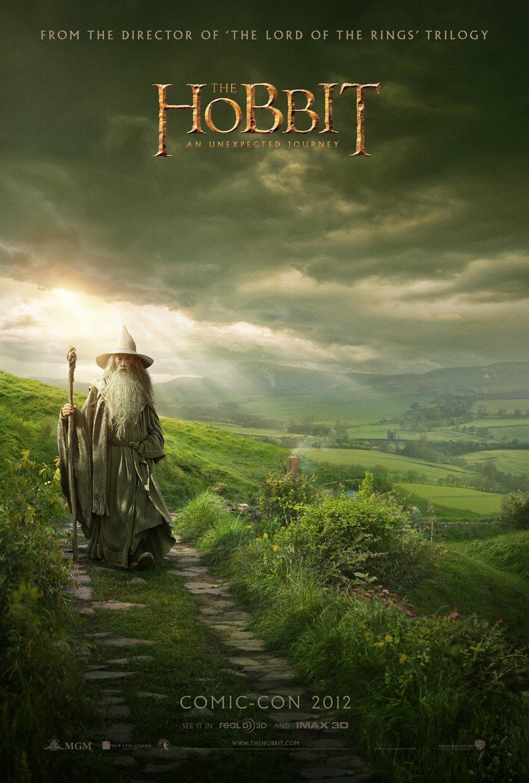 hobbit sdcc