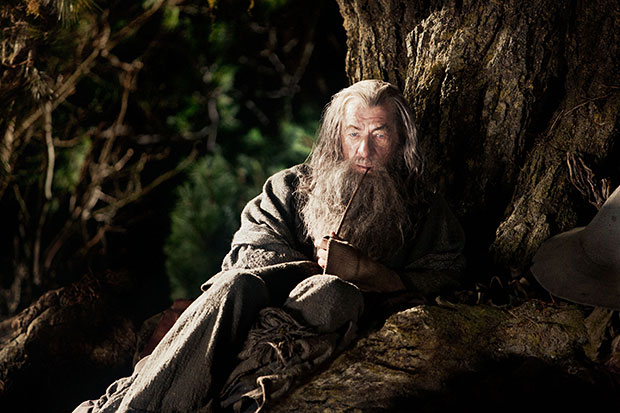 The Hobbit, Gandalf