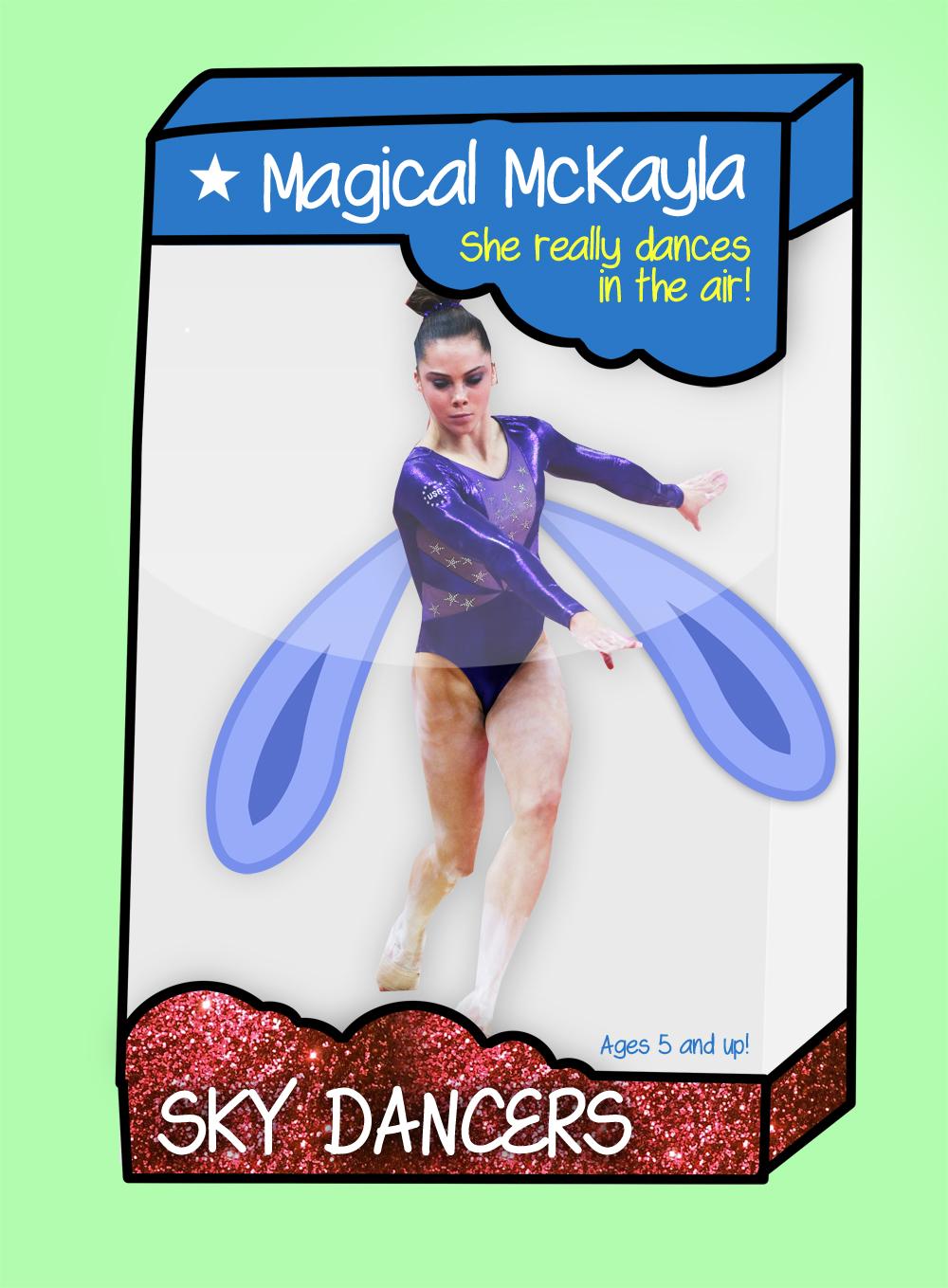 McKayla Maroney Flying Vault