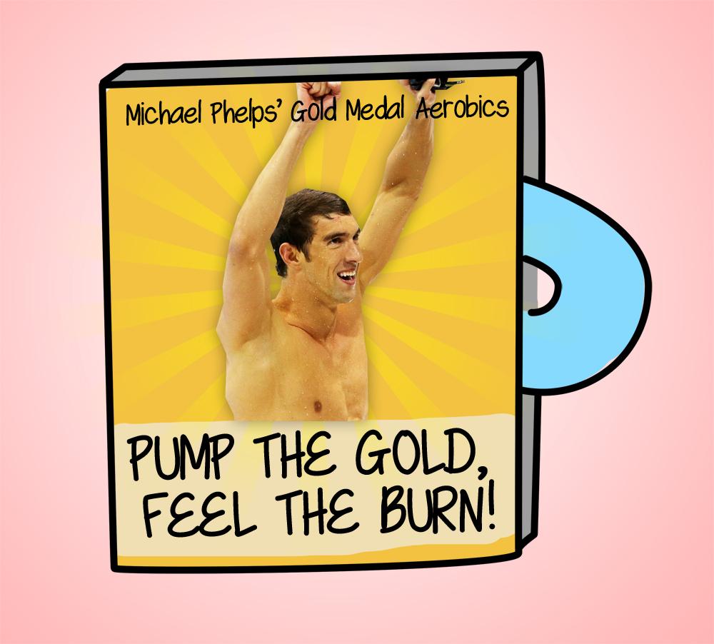 Michael Phelps Workout
