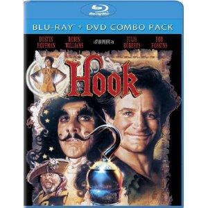 Hook Bluray