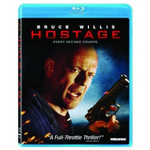 Hostage Bluray