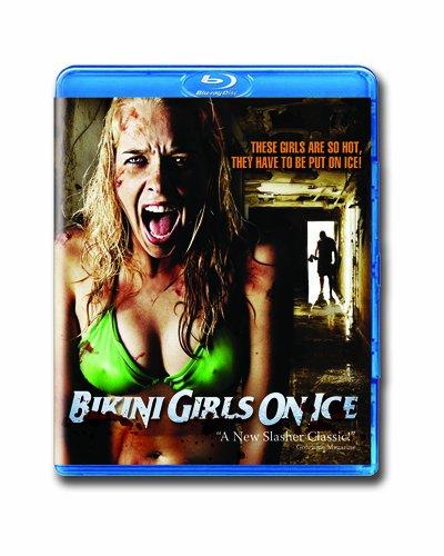 Bikini Girls on Ice Blu-ray
