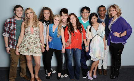 Season 11 Idol Top 10