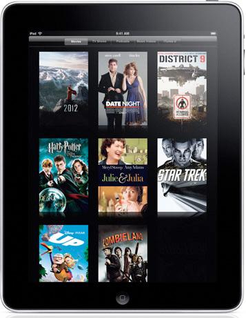 Apple iPad Giveaway